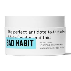 NEW Bad Habit Silent Mode Hydrating Mask